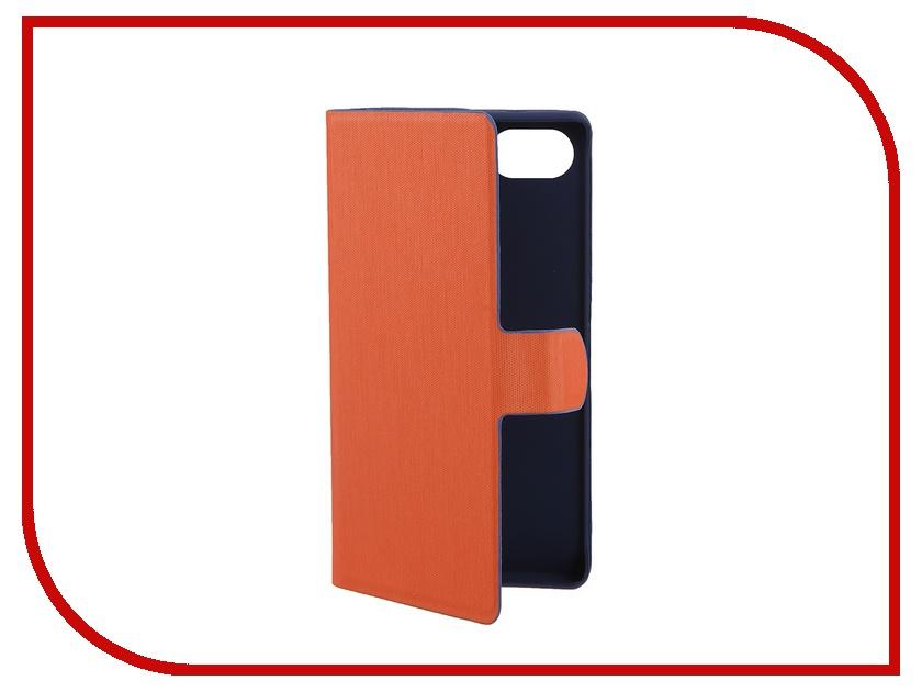 Аксессуар Чехол Sony Xperia Z5 Compact Muvit MFX Chameleon Folio Case Orange-Violet SECHF0001<br>