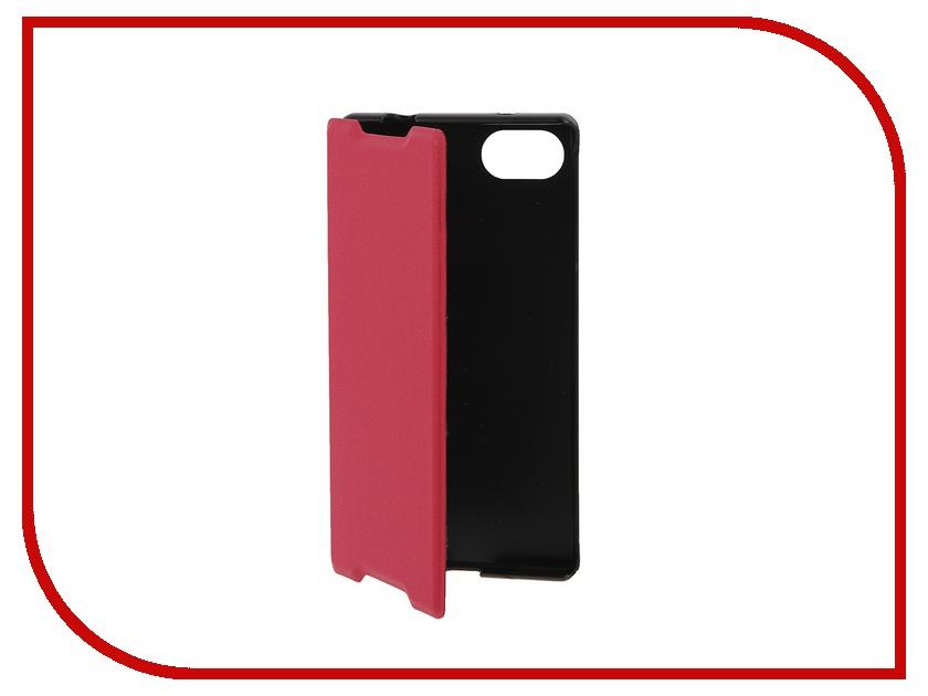 Аксессуар Чехол Sony Xperia Z5 Compact Muvit MFX Easy Folio Case Pink SEEAF0036<br>