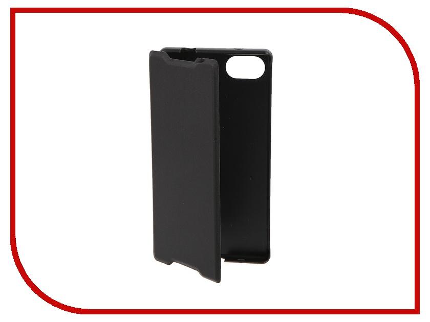 ��������� ����� Sony Xperia Z5 Compact Muvit MFX Easy Folio Case Black SEEAF0034