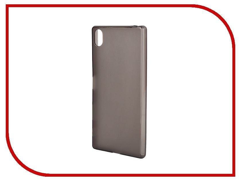 Аксессуар Чехол Sony Xperia XZ Premium BROSCO Silver XZP-4SIDE-ST-SILVER