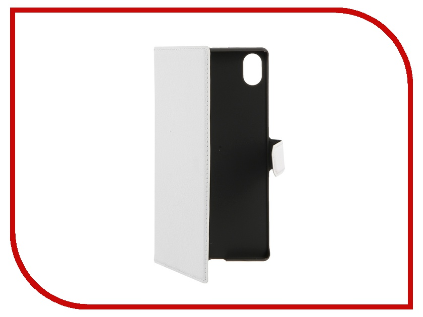 Аксессуар Чехол Sony Xperia Z5 Premium Muvit MFX Minigel Case White SESLI0167<br>