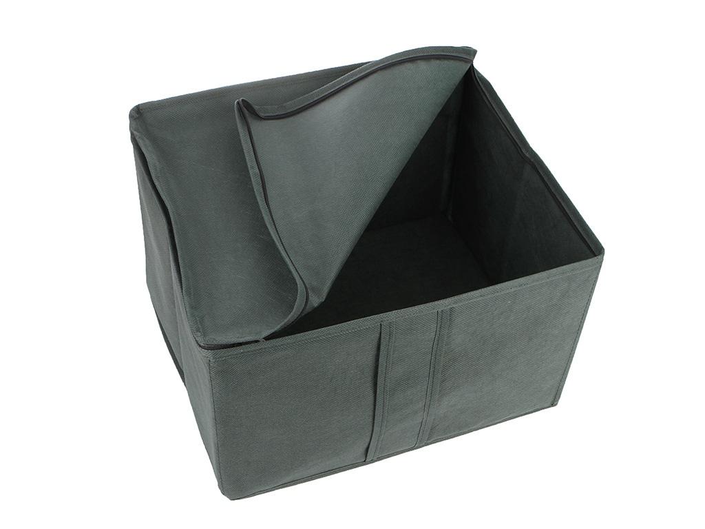 Аксессуар Коробка раскладная для стеллажей Prima House П24 аксессуар чехол prima house cf 33 130x46cm