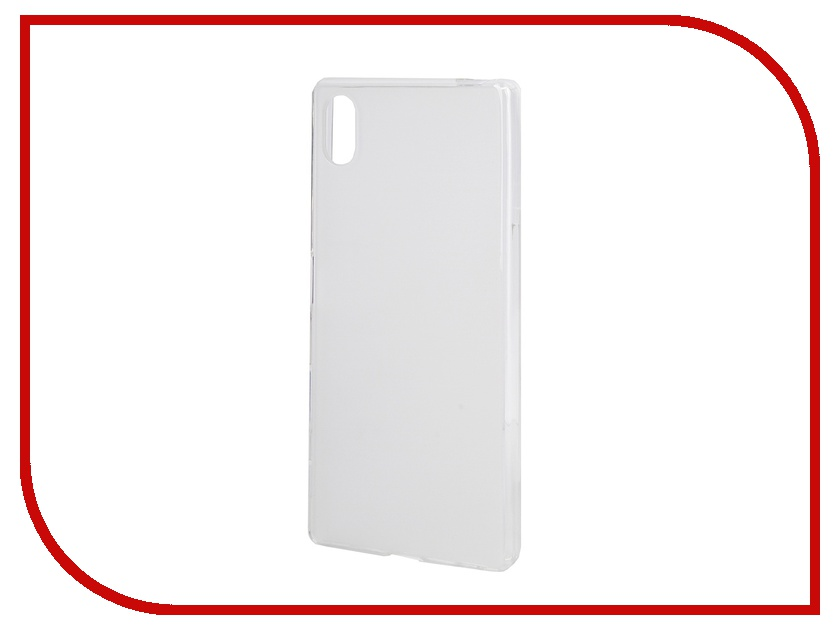 Аксессуар Чехол Sony Xperia Z5 Muvit MFX Minigel Case Translucent SESKI0070<br>