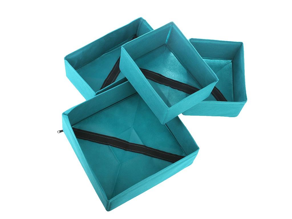 Аксессуар Набор коробок для хранения вещей Prima House П22 цена