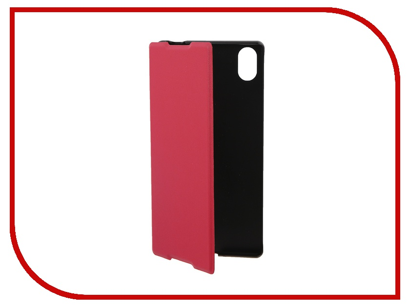 Аксессуар Чехол Sony Xperia Z5 Muvit MFX Easy Folio Case Pink SEEAF0039<br>