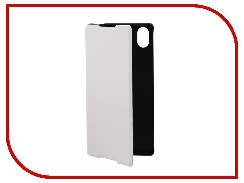Аксессуар Чехол Sony Xperia Z5 Muvit MFX Easy Folio Case White SEEAF0038<br>