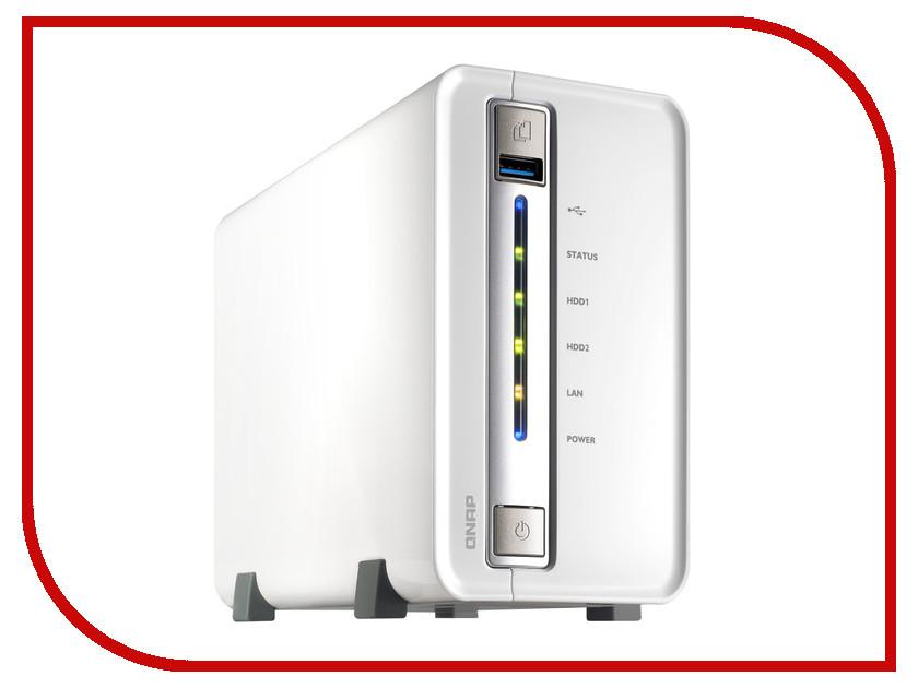 Сетевое хранилище QNAP TS-251C<br>