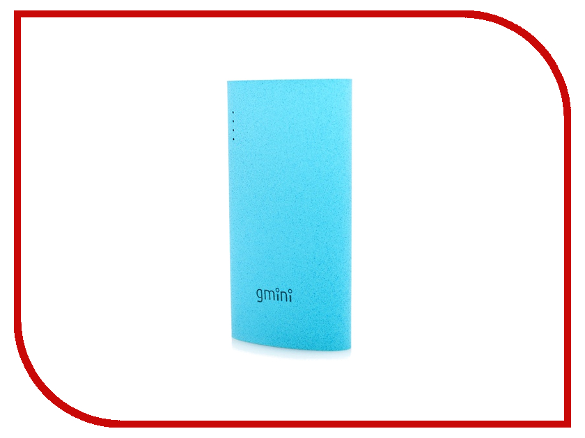 Аккумулятор Gmini mPower Pro Series MPB521 5200 mAh Blue<br>