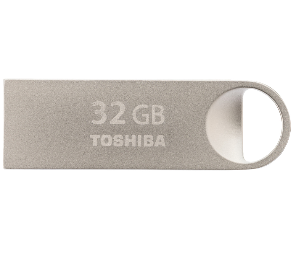 USB Flash Drive 32Gb - Toshiba TransMemory U401 THN-U401S0320E4<br>