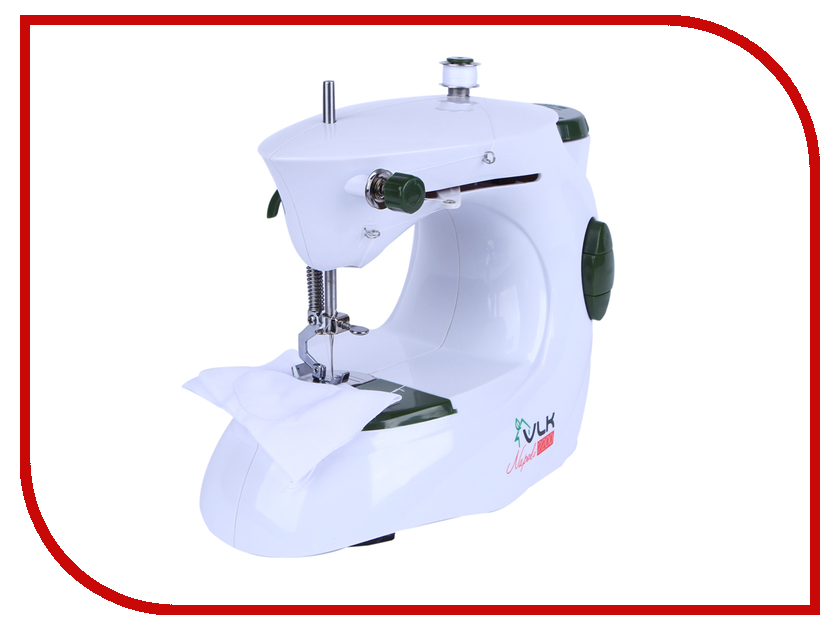 Швейная машинка Kromax VLK Napoli 2200 glory 1109 2015 light blue
