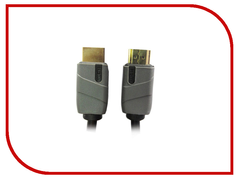 Аксессуар Dialog HDMI AM to HDMI AM V2.0 3m HC-A4330B