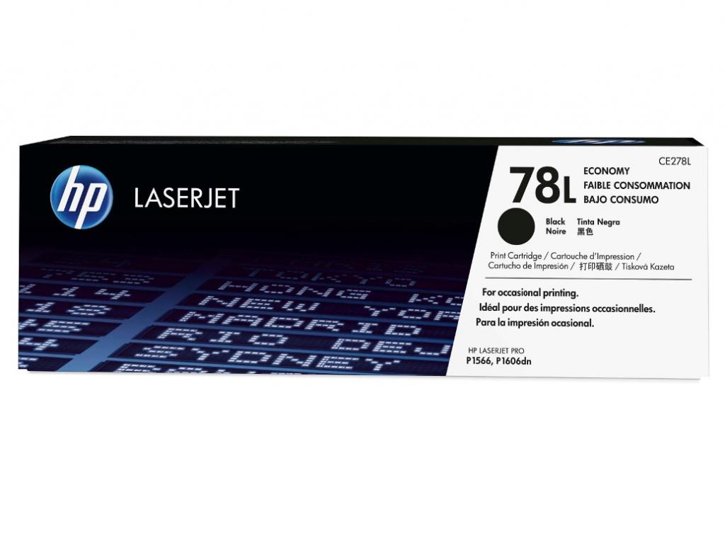 Аксессуар HP 78L CE278L Black для LaserJet Pro P1566 / P1606dn / M1536dnf