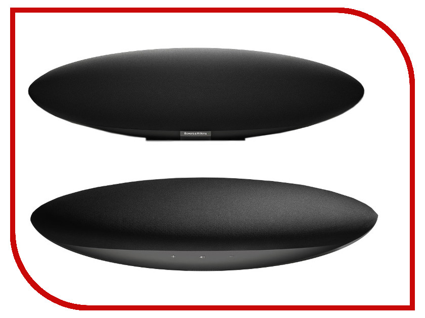 Фото Колонка Bowers & Wilkins (B&W) Zeppelin Wireless Black