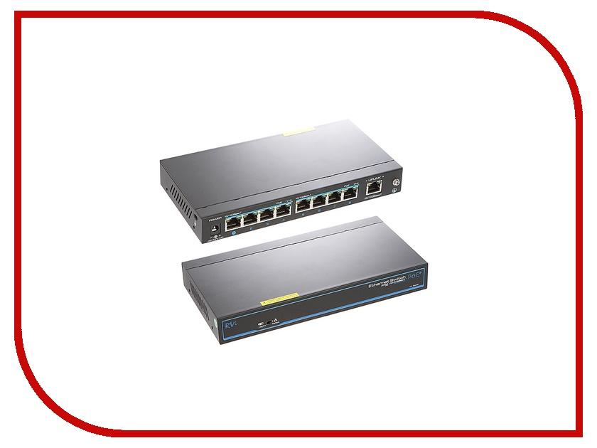 RVi NS0801L rvi ipn16 8 pro