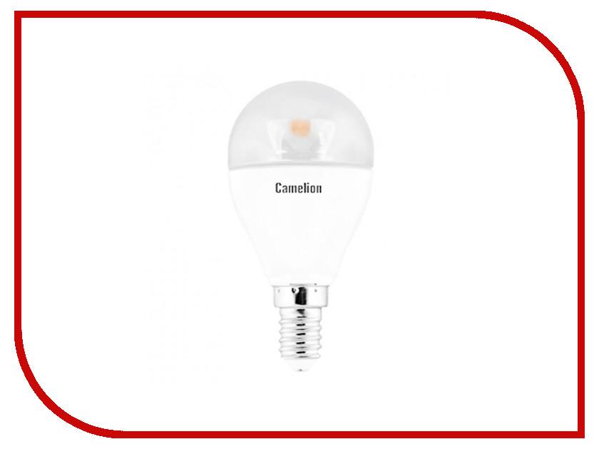 Лампочка Camelion LED6.5-G45-CL/830/E14<br>