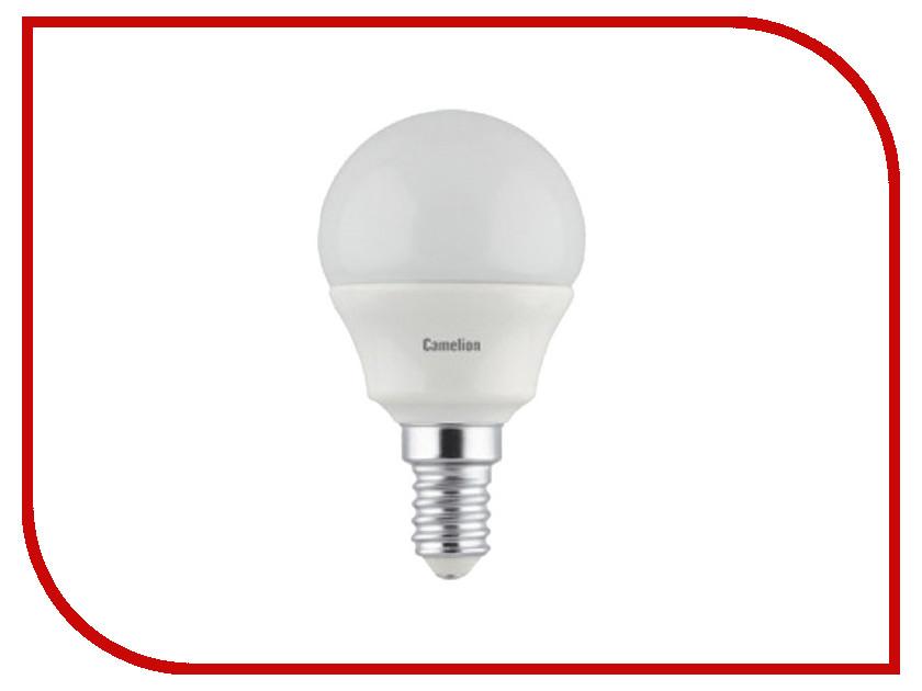 Лампочка Camelion G45 7W 220V E14 3000K 530 Lm LED7-G45 / 830 / E14