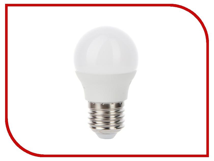 Лампочка Camelion G45 7W 220V E27 3000K 530 Lm LED7-G45/830/E27<br>
