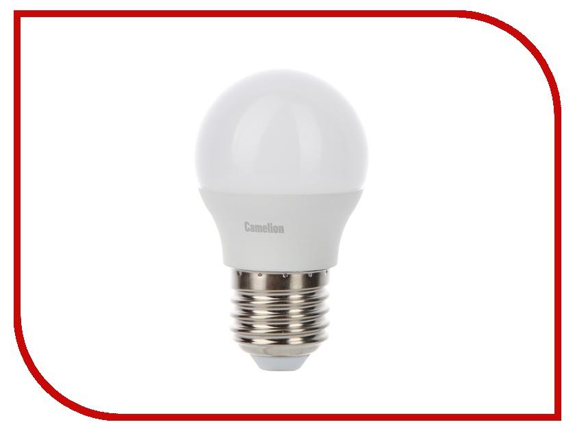 Лампочка Camelion G45 7W 220V E27 4500K 560 Lm LED7-G45 / 845 / E27