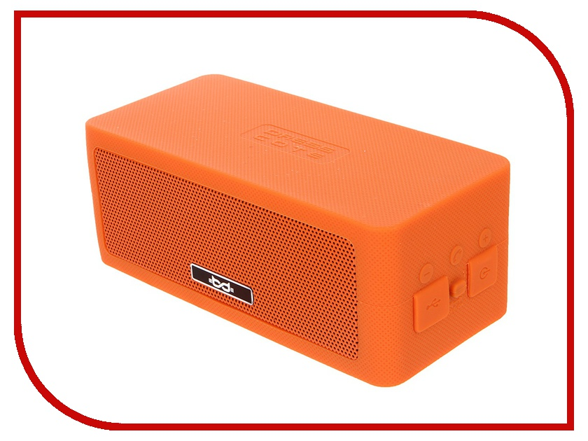 Колонка BoomSonix Junior Orange<br>
