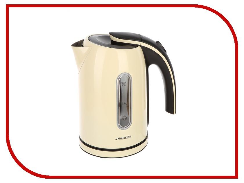 Чайник Jarkoff JK-1736C Cream<br>