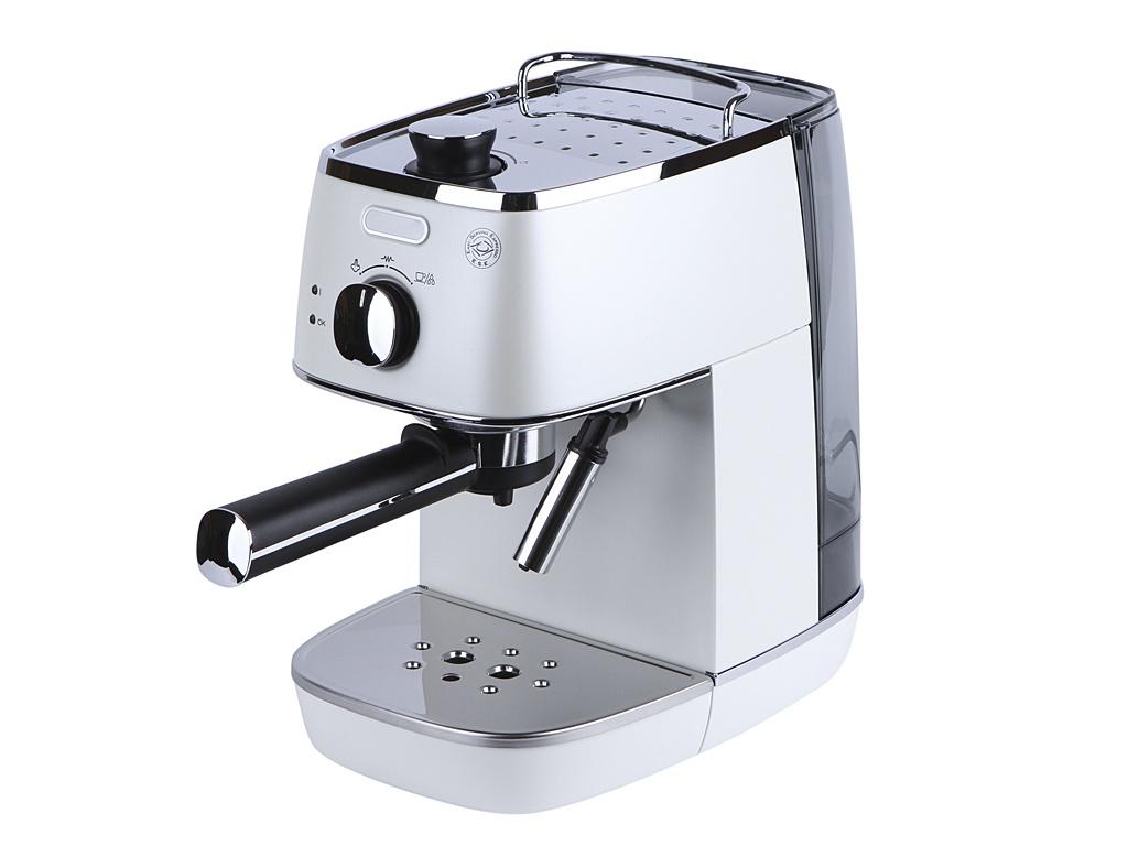 Кофемашина DeLonghi ECI 341 White цена 2017