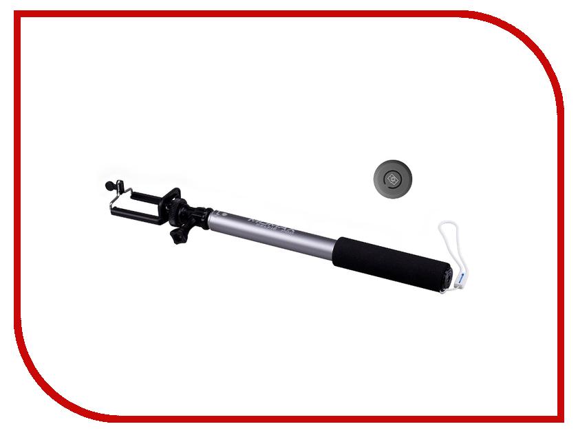Штатив MOMAX SelfiFit Bluetooth Selfie Pod KMS1 Silver momax selfie stick bluetooth self timer camera shutter set