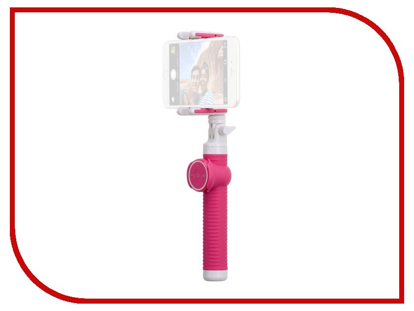 Штатив MOMAX Selfie Hero Selfie Pod 70cm KMS6 Pink<br>