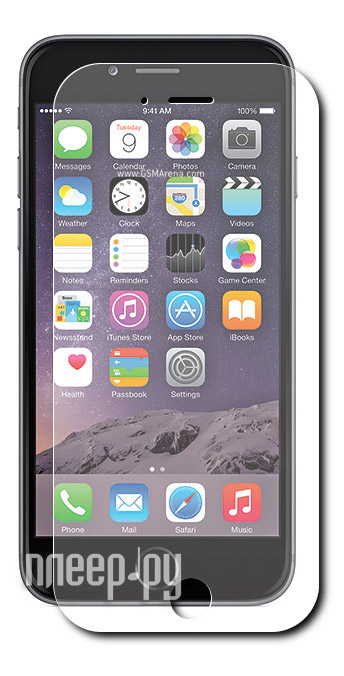 Аксессуар Защитная пленка iPhone 6 / 6S Litu Diamond<br>