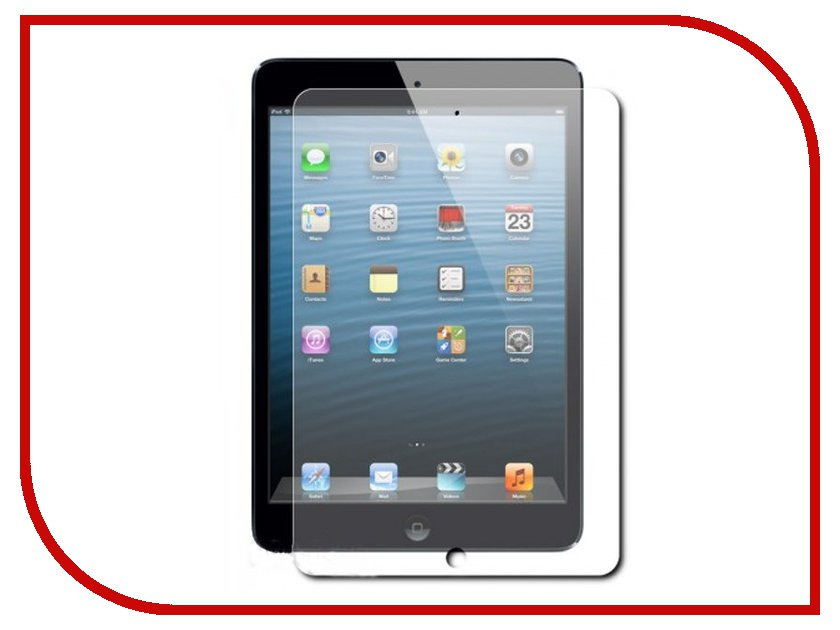 ��������� �������� ������ iPad mini 2 / iPad mini 3 Litu 0.26mm