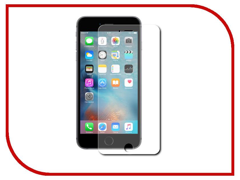 Аксессуар Защитное стекло Litu 0.26mm для iPhone 6 Plus / 6S Plus переднее + заднее Black<br>