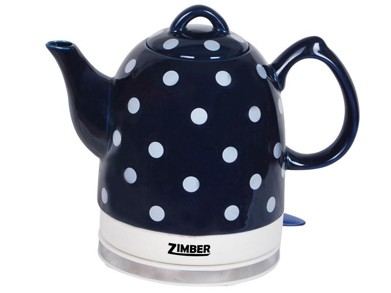 Чайник Zimber 10752 Blue<br>