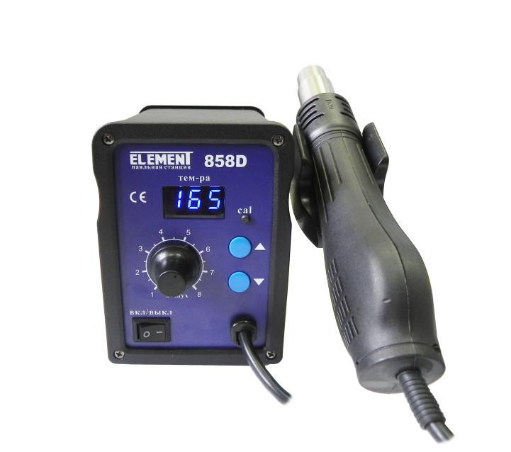 Паяльная станция Element 858D цена