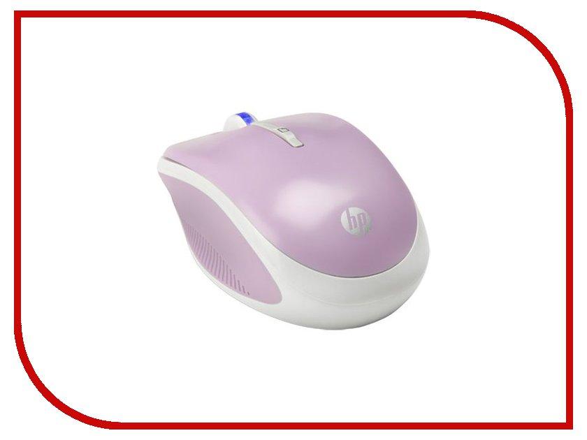 Мышь беспроводная HP X3300 H4N95AA Wireless Pink USB<br>