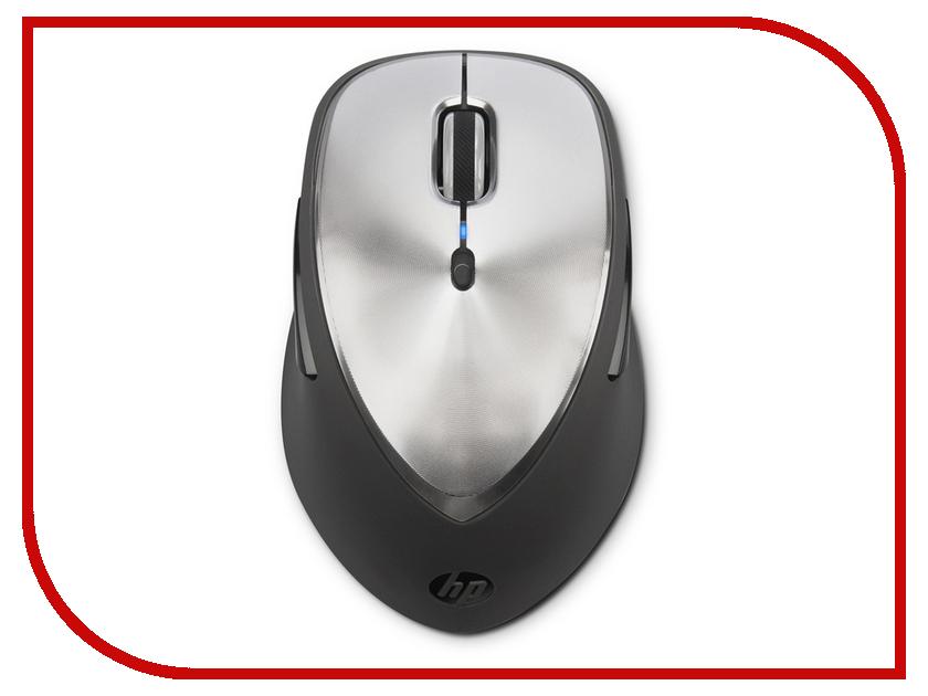 Мышь HP X5500 USB Wireless Black-Silver H2W15AA hewlett packard hp c2500 проводной черная мышь