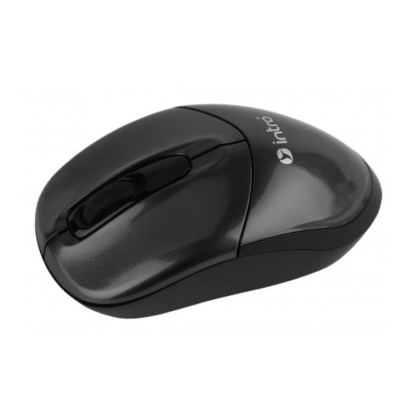 Мышь беспроводная Intro MW490 Black<br>
