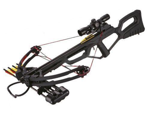 Арбалет Man Kung MK-XB53R-BK-KIT Black
