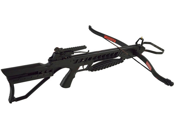 Арбалет Man Kung MK-XB21R-BK-KIT Black