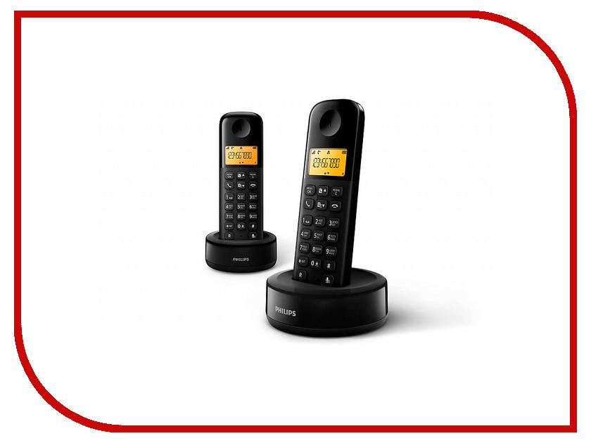 Радиотелефон Philips D 1302