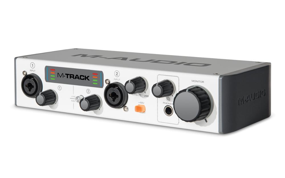 Звуковая карта M-Audio M-Track II