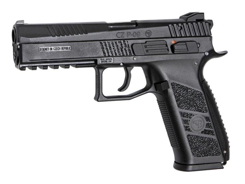 Пистолет ASG Duty CZ P-09 17657