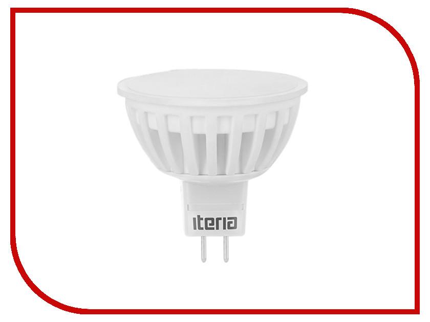 Лампочка Iteria MR16 5.5W 4100K GU5.3 801006<br>