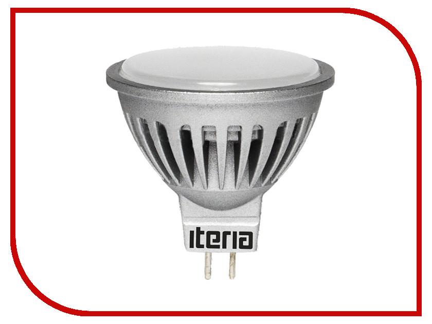 Лампочка Iteria MR16 8W 2700K GU5.3 801009<br>