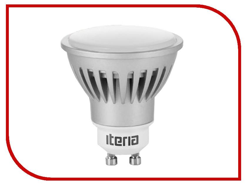 Лампочка Iteria MR16 8W 4100K GU10 801012<br>