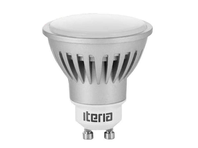 Лампочка Iteria 8W 2700K MR16 GU10 801011<br>