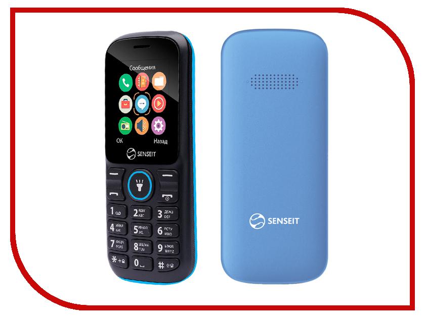 Сотовый телефон SENSEIT L100 Blue