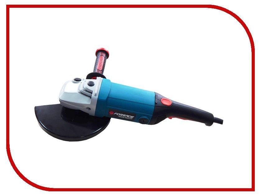 Шлифовальная машина Forsage AG230-2600JHP шлифовальная машина bosch gss 230 ave professional