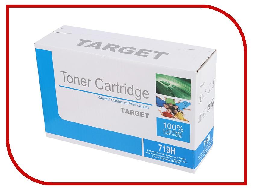 Картридж Target TR-719H / CRG-719H для Canon LBP6300/6650/MF5840/5880 картридж canon 719h
