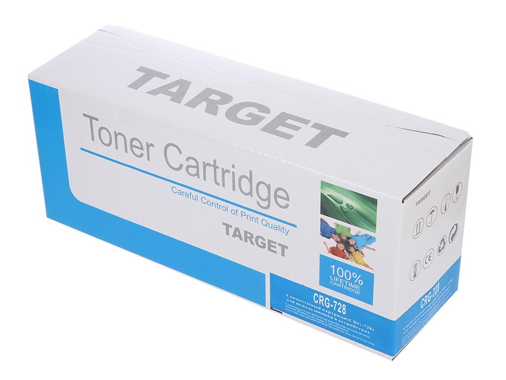 Картридж Target TR-728 / CRG-728 для Canon MF4580dn/4570dn/4550dn/4450/4430/4410/HP LJ P1566/P1606W