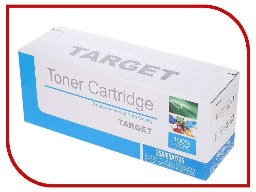 Картридж Target TR-85UNI / CB435 / 285A / 725 для HP LJ P1505/725/M1120mfp/M1522mfp/P1005/P1006/P1102/P1120/M1132/M1212/M1214/LBP 6000/6000B/HP LJ P1102/278 картридж galaprint gp ce285a 725 для hp lj pro p1100 p1102 p1102w m1130 m1132 1210 m1212nf m1212nfw m1217 mfp canon lbp6018 6000 1600стр