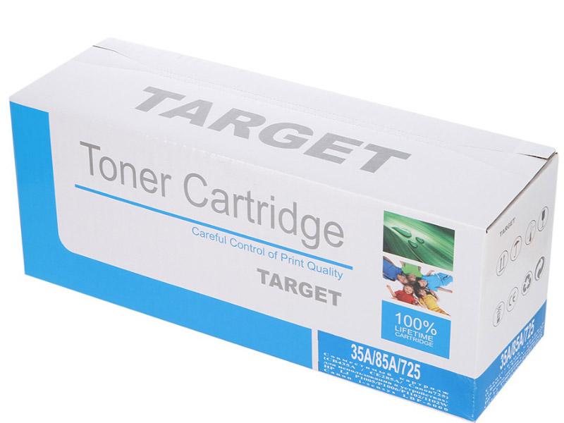 Аксессуар Target TR-85UNI / CB435 / 285A / 725 для HP LJ P1505/725/M1120mfp/M1522mfp/P1005/P1006/P1102/P1120/M1132/M1212/M1214/LBP 6000/6000B/HP LJ P1102/278